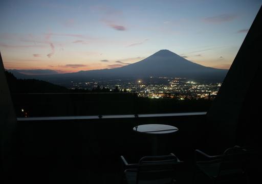 レンブラントプレミアム富士御殿場の風景