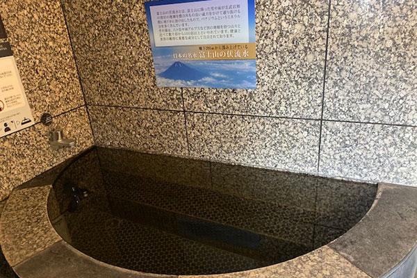 水風呂|レンブラントプレミアム富士御殿場